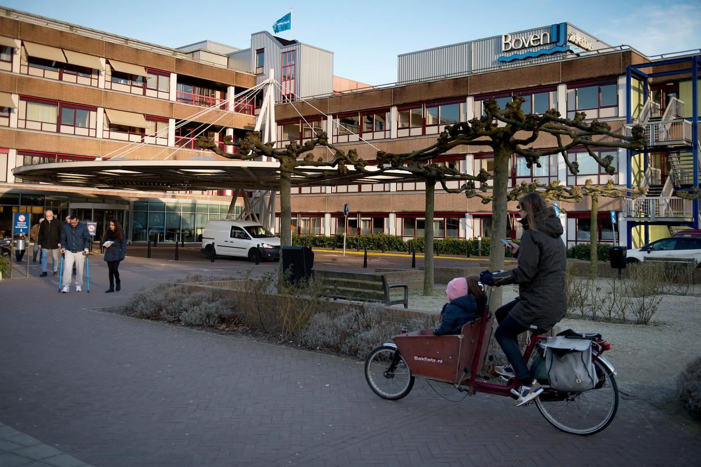 Het BovenIJ ziekenhuis in Amsterdam-Noord.  Beeld Kick Smeets/HH