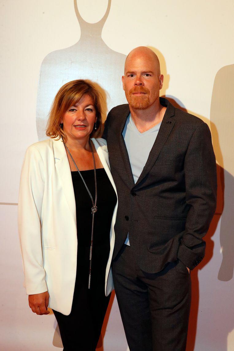 Bruno Van den Broecke en partner