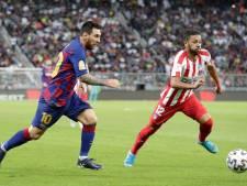 L'Atlético élimine le Barça et retrouvera le Real en finale de la Supercoupe d'Espagne