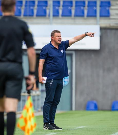 Op zoek naar de juiste mix bij PEC Zwolle: 'Het is niet van: bam, en dit is het'