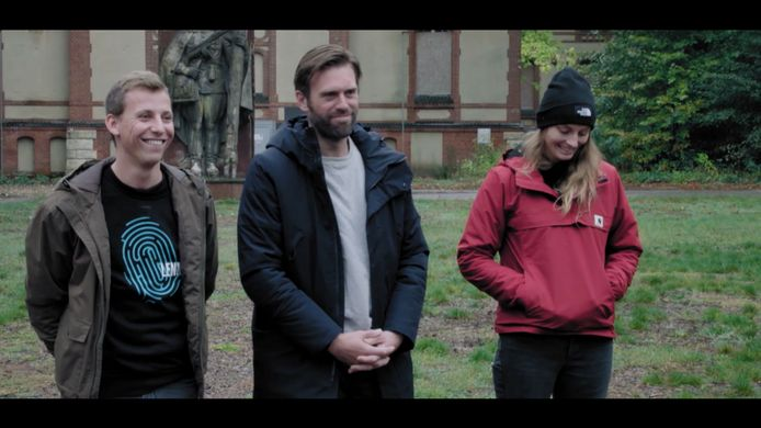 Een beeld uit de finale aflevering van 'De Mol'