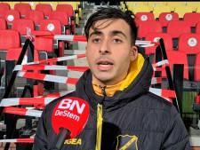 NAC Breda is met invaller uit Goes helemaal terug in de race voor directe promotie