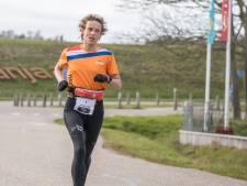 Net geen wereldrecord Leonie Ton in leeftijdsklasse op 50 km