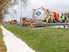 A32 tussen Lankhorst en Steenwijk drie weekeinden dicht voor onderhoud