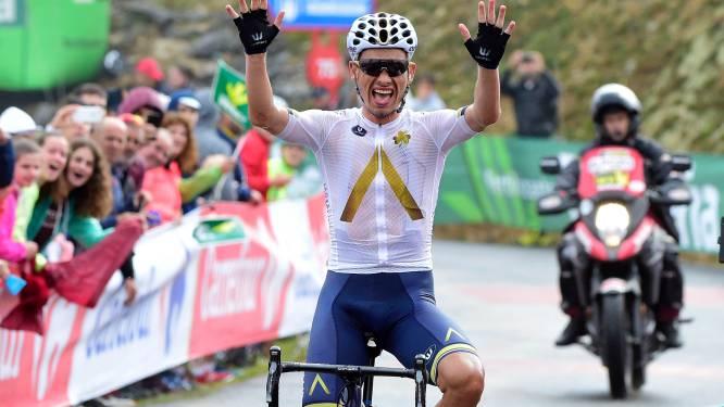 Vuurwerk op onmenselijke klim: Denifl verteert monsterlijke Los Machucos het beste. Contador zet Froome stevig onder druk