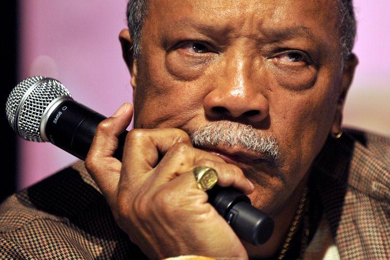 Quincy Jones. Beeld EPA