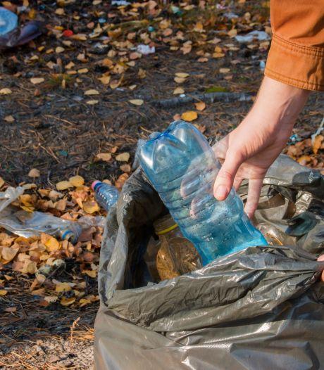Dieren lopen gevaar door zwerfafval: roep om actie tegen 'rommel' in Waalwijk