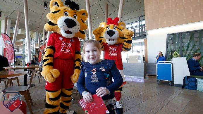 Het bezoek van en aan het WKZ is een jaarlijkse activiteit van FC Utrecht.