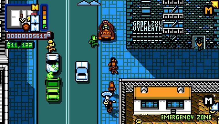 Retro City Rampage DX Beeld VBlank Entertainment