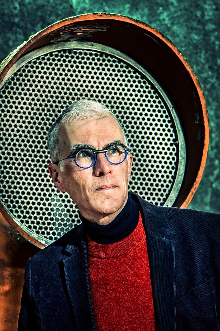 Jan Balliauw. Beeld Geert Van de Velde