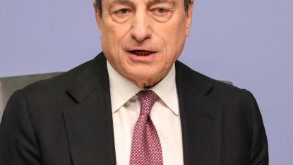 """ECB: """"Kans op recessie blijft laag"""""""