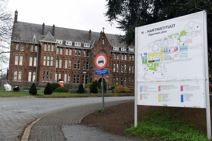 Heilig Hartinstituut in Heverlee.