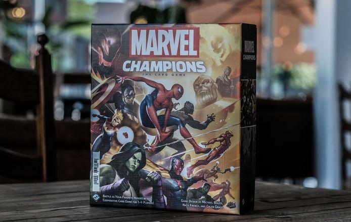 Unieke bordspellen genoeg, zoals over de Marvel superhelden