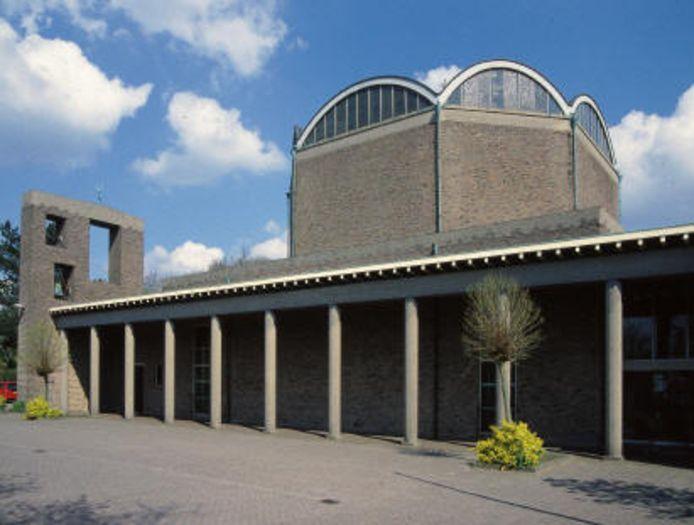 De Gedachteniskerk in Rhenen is een mogelijke optie voor de historische vereniging.