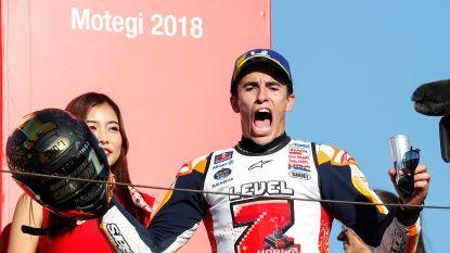 Marc Márquez hoort bij de allergrootsten met vijfde wereldtitel in MotoGP