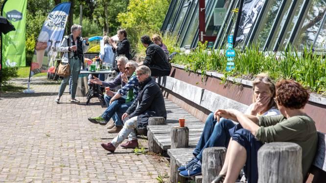 't Is een beetje behelpen, maar: doepark Nooterhof in Zwolle is weer open