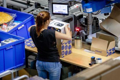 Opmerkelijk meer onlineverkoop van koelkasten, broodbakmachines en... tondeuses