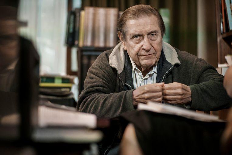 Professor Etienne Vermeersch. Beeld Eric de Mildt