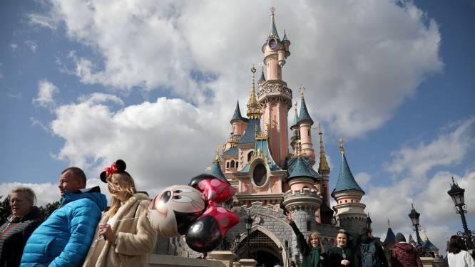 Kasteel van Disneyland Paris krijgt grondige opknapbeurt