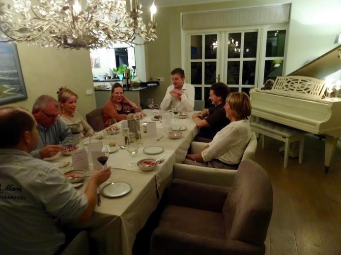 Te gast bij Wanda van der Wenden en Robin Brinkman in Heusden.