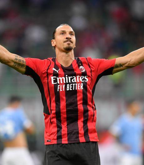Fenomeen Zlatan (39) na vier maanden terug: goal binnen zes minuten én met gouden randje