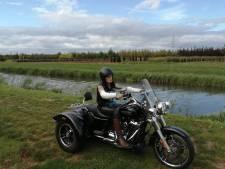 Siouxsie, die bijna doodgaat, maakt haar laatste motorrit met captain Henk: 'Het was geweldig'