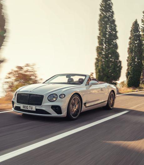 Compromisloos: rijden met de drie ton kostende Bentley GTC