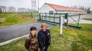 Voormalig gebouw van civiele bescherming gaat tegen de grond voor komst bedrijventerrein