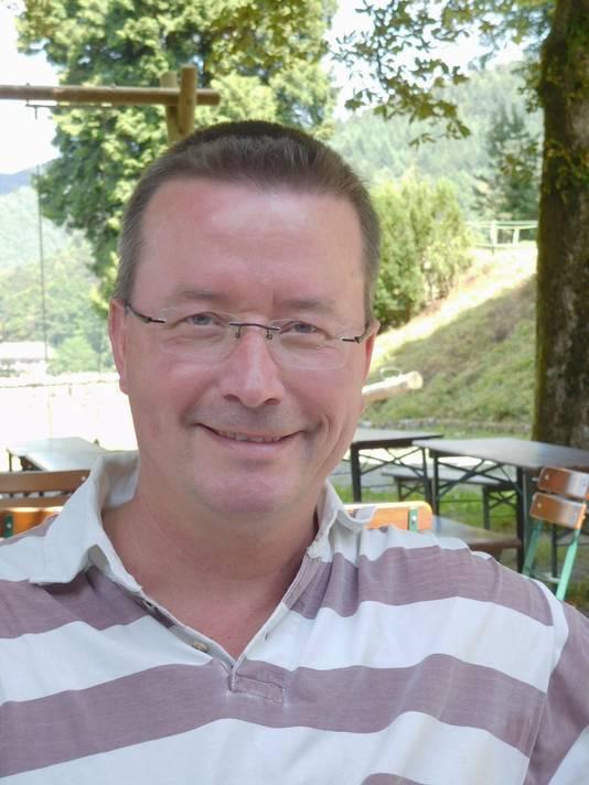 Onderzoeker Kees Klein Goldewijk van de Universiteit Utrecht.