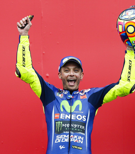 Nieto en Agostini wonnen vaker dan Rossi in Assen