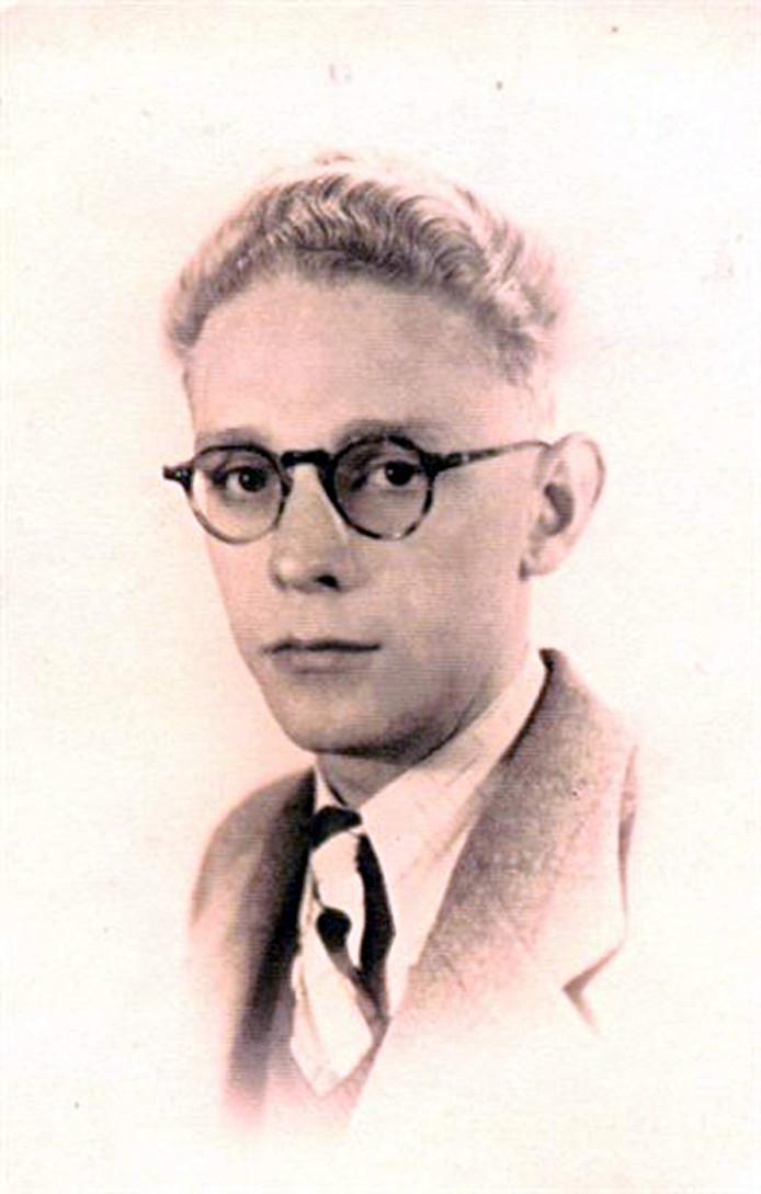 Verzetsheld Toon Pille kwam 70 jaar geleden om het leven.