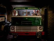 Jan uit Bergharen is in de ban van de klassieke truck: 'Het lawaai, de hitte in de cabine. Geweldig!'