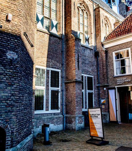 Aanzet voor 'broodnodige renovatie': familie Vlek schenkt Museum Prinsenhof 10 miljoen euro