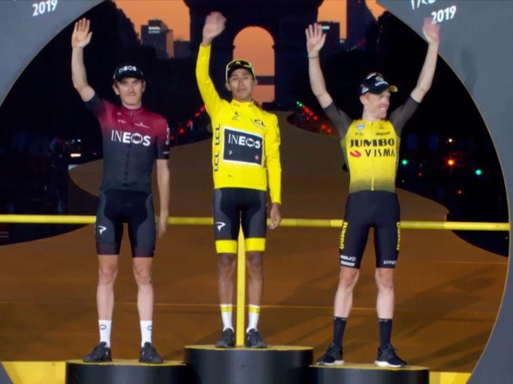 Dit was de Tour de France van 2019