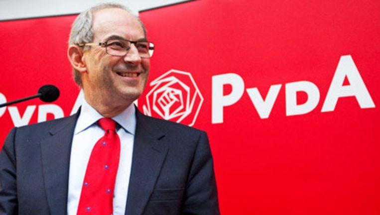 Onlangs stapte Job Cohen op om lijsttrekker van de PvdA bij de Tweede Kamerverkiezingen te worden. Foto ANP Beeld