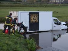 Bakkersbusje te water in Waddinxveen