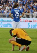 Alexander Jeremejeff baalt als de degradatie van Dynamo Dresden een feit is.