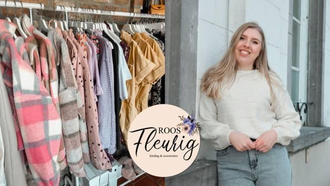 Influencer Ellen Van Cutsem (25) start eigen kleding en accessoires webshop 'Roosfleurig'