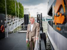 Spido-baas Leo Blok bleef coronacrisis de baas: 'Pas over twee à drie jaar terug op oude niveau'