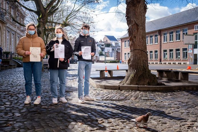 Querelle, Nisrine en Savio schreven gedichten over corona geïnspireerd door Paul Van Ostaijens 'Boem Paukeslag'