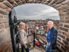 Met man en macht werd de Oude Kerk in Scheveningen gered: 'Het leek wel oorlog'