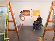 Expositie Work in Progress in Sterksel biedt een kijkje in de kunstkeuken