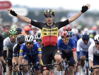 Wout doet het weer! Van Aert sluit indrukwekkende week af met vierde ritzege én wint Tour of Britain