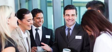 Mannen scoren met humor op werk, grapje door vrouw wordt niet zo gewaardeerd