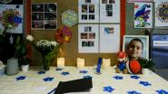8-jarige Rhune verliest strijd tegen kanker, ondanks twee stamceltransplantaties: klasgenootjes Tuimeling kunnen verdriet kwijt in herdenkingshoekje