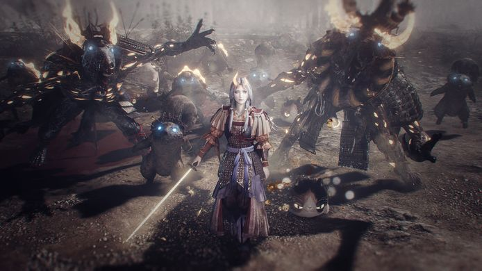 Beeld uit 'The Nioh Collection'