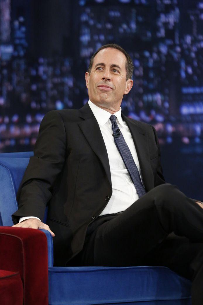 Amerikaanse komiek Jerry Seinfeld.