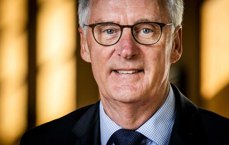Ben Knapen, senator voor het CDA.  Beeld ANP