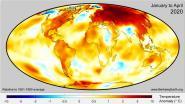 """25 graden warmer dan normaal in Siberië: """"60 procent kans dat 2020 wereldwijd warmste jaar ooit wordt"""""""