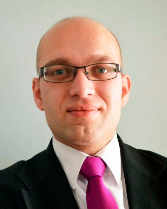 PVV'er Alexander van Hattem